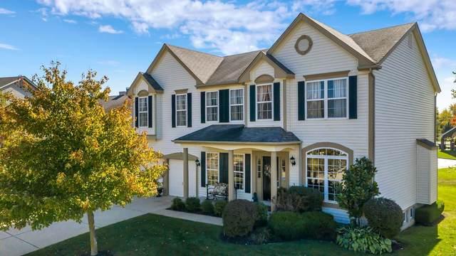 202 Greenshire Lane, Dardenne Prairie, MO 63368 (#20074421) :: PalmerHouse Properties LLC