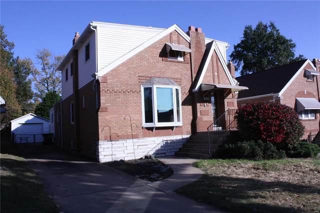9036 Rosemary, St Louis, MO 63123 (#20074463) :: Walker Real Estate Team