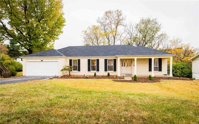 1071 Dautel Lane, St Louis, MO 63146 (#20074508) :: RE/MAX Professional Realty