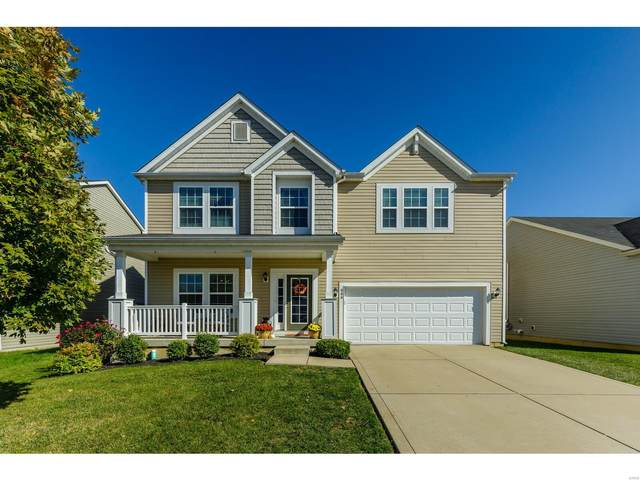 544 Country Chase, Lake St Louis, MO 63367 (#20074510) :: Kelly Hager Group | TdD Premier Real Estate