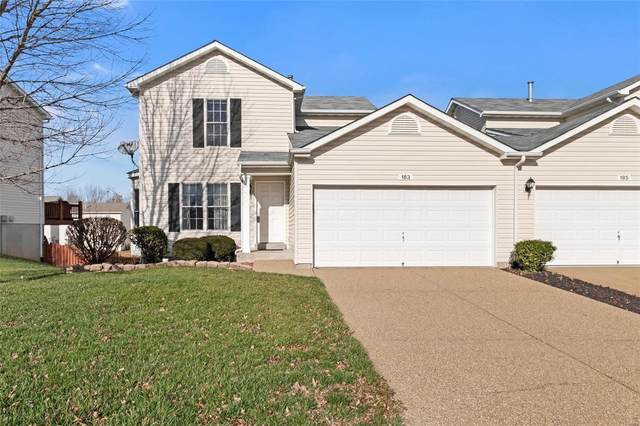183 Maggie Kate 2135A, Wentzville, MO 63385 (#20074541) :: Tarrant & Harman Real Estate and Auction Co.