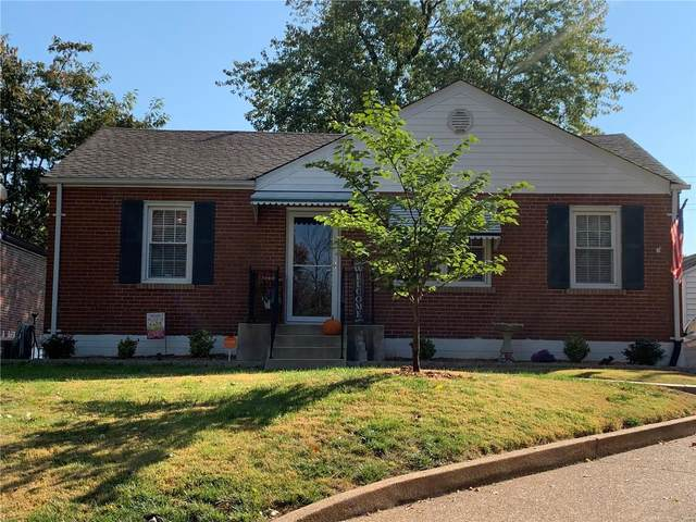 9 St. James Court, Florissant, MO 63031 (#20074598) :: Clarity Street Realty