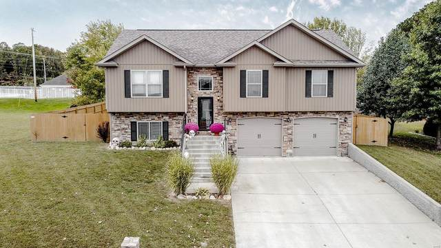 1330 Chelsea Lane, Rolla, MO 65401 (#20074613) :: Peter Lu Team