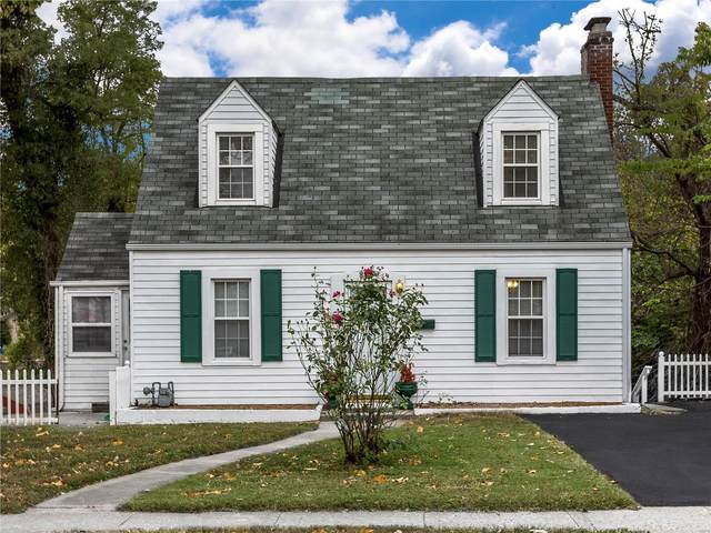 857 Saint Louis, Collinsville, IL 62234 (#20074738) :: Tarrant & Harman Real Estate and Auction Co.
