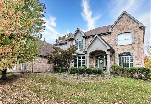 1438 Country Lake Estates Drive, Chesterfield, MO 63005 (#20074743) :: Kelly Hager Group | TdD Premier Real Estate