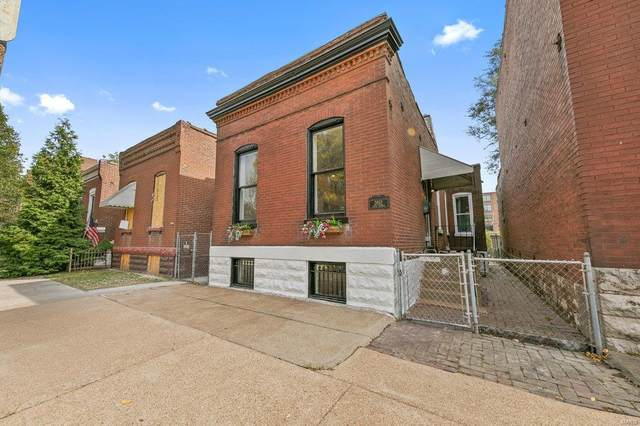 2852 Texas Avenue, St Louis, MO 63118 (#20074765) :: Kelly Hager Group | TdD Premier Real Estate