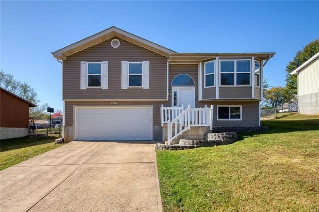 1728 Lewis Lane, Barnhart, MO 63012 (#20074780) :: Kelly Hager Group | TdD Premier Real Estate