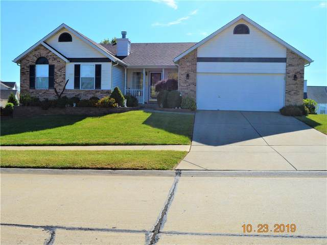 2301 Malibu Drive, Saint Charles, MO 63303 (#20074797) :: Walker Real Estate Team