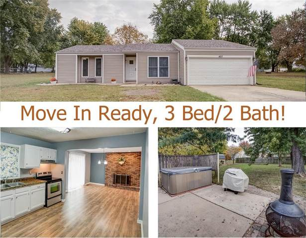 427 High Point Drive, Edwardsville, IL 62025 (#20074821) :: PalmerHouse Properties LLC