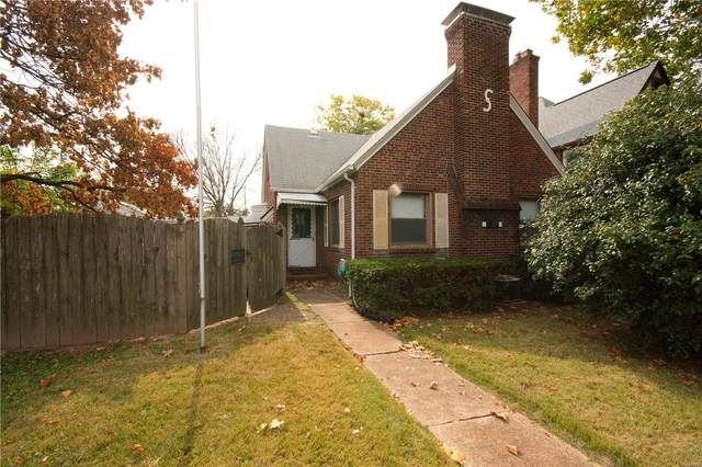6478 Lloyd Avenue, St Louis, MO 63139 (#20074828) :: Walker Real Estate Team