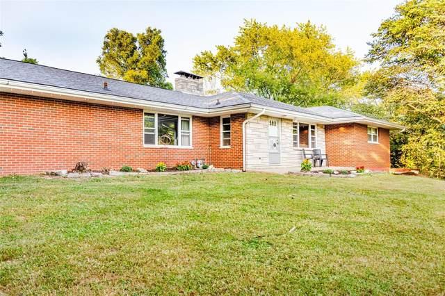 6545 Lebanon Road, Collinsville, IL 62234 (#20074848) :: Tarrant & Harman Real Estate and Auction Co.