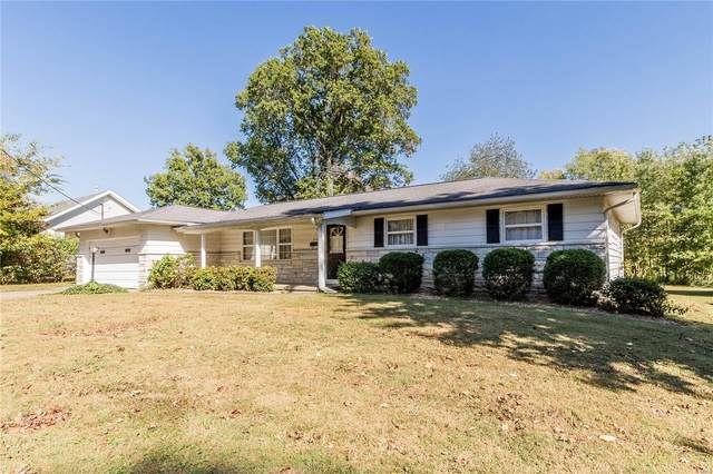 509 S Future Street, MARION, IL 62959 (#20074872) :: Clarity Street Realty