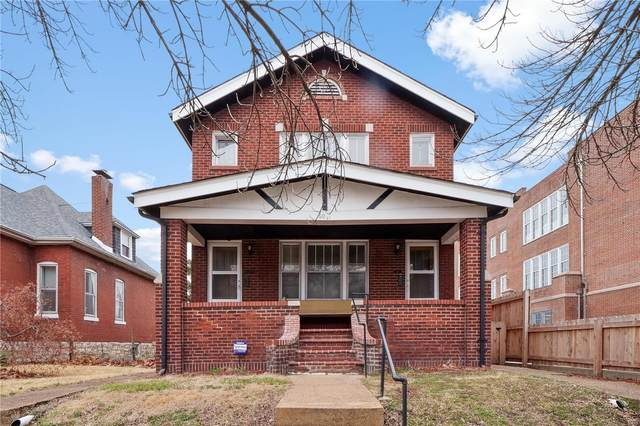 6041 Southwest Avenue, St Louis, MO 63139 (#20074874) :: Clarity Street Realty