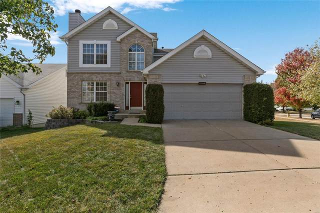 23 Parkland Place Court, O'Fallon, MO 63366 (#20074904) :: Clarity Street Realty