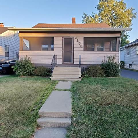 2858 Washington Avenue, Granite City, IL 62040 (#20074914) :: Parson Realty Group