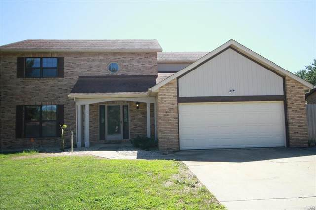 417 Saint Sabre Drive, Belleville, IL 62226 (#20074925) :: Tarrant & Harman Real Estate and Auction Co.