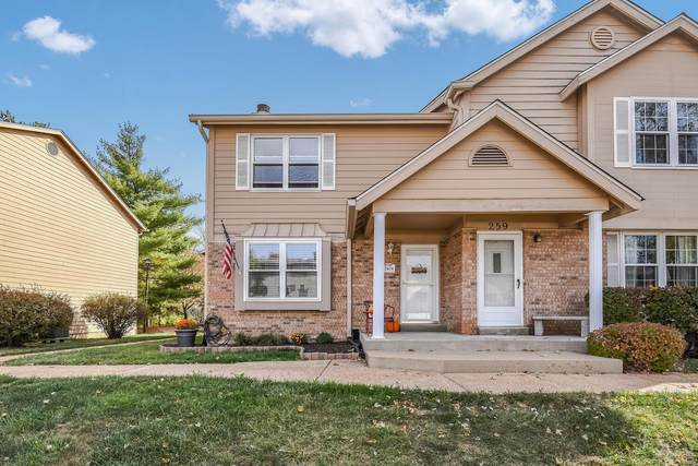 260 Carmel Woods Dr, Ellisville, MO 63021 (#20074942) :: The Becky O'Neill Power Home Selling Team