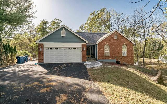 2279 Bennington Place, Maryland Heights, MO 63043 (#20074993) :: RE/MAX Vision