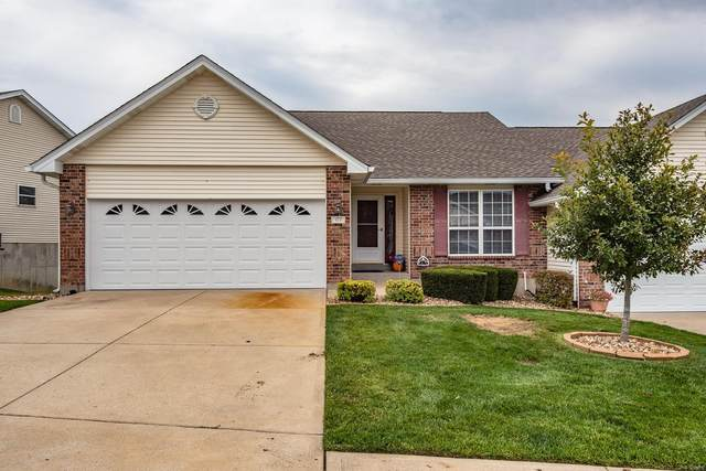 418 Villa Blanc Court 20A, O'Fallon, MO 63366 (#20075032) :: St. Louis Finest Homes Realty Group