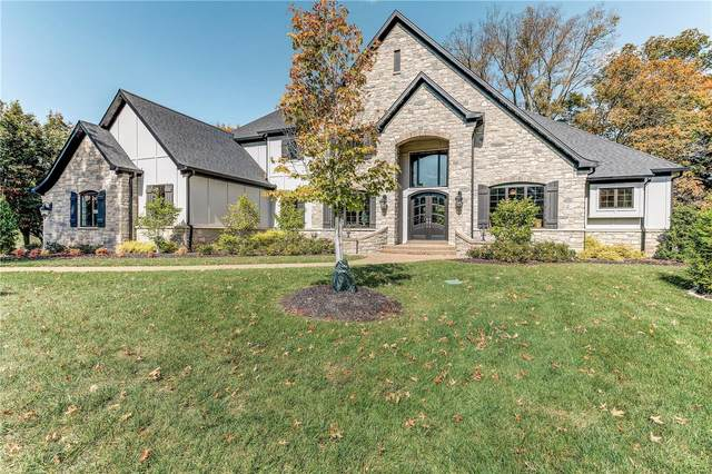 17283 Courtyard Mill Lane, Chesterfield, MO 63005 (#20075039) :: Parson Realty Group