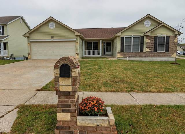 545 Turkey Call Court Court, Troy, MO 63379 (#20075056) :: Matt Smith Real Estate Group