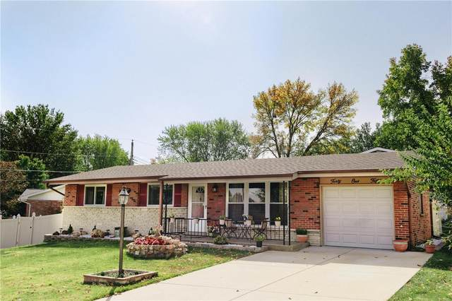 4150 Schlogl, St Louis, MO 63125 (#20075155) :: Parson Realty Group