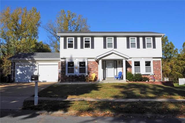 12789 Castlebar, St Louis, MO 63146 (#20075156) :: Kelly Hager Group | TdD Premier Real Estate