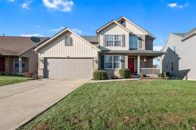 63 Huntleigh Woods Court, Wentzville, MO 63385 (#20075175) :: Clarity Street Realty