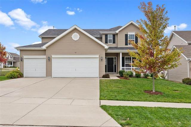 10 Misty Brook Court, Wentzville, MO 63385 (#20075176) :: Parson Realty Group