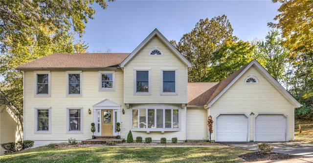 348 W Manor Drive, Chesterfield, MO 63017 (#20075183) :: Parson Realty Group