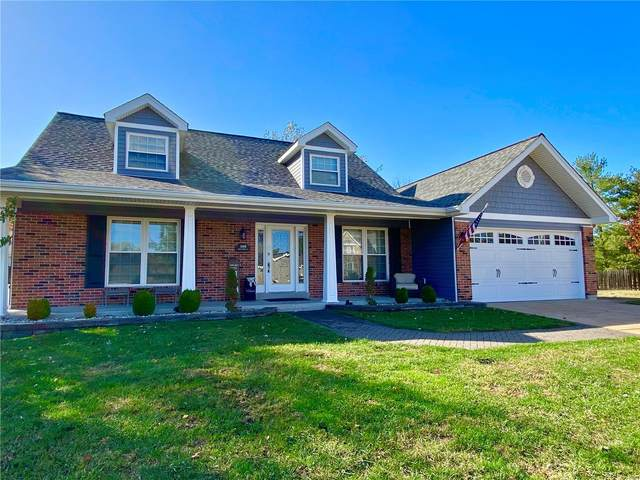 16618 Green Needle Court, Wildwood, MO 63011 (#20075201) :: RE/MAX Vision