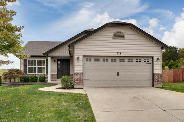 138 Prairie Bluffs Drive, Wentzville, MO 63385 (#20075285) :: Kelly Hager Group | TdD Premier Real Estate