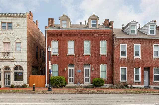 1714 S Tucker Boulevard D, St Louis, MO 63104 (#20075309) :: Clarity Street Realty