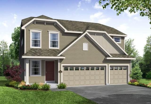 376 Cottage Grove Drive, Wentzville, MO 63385 (#20075328) :: Hartmann Realtors Inc.
