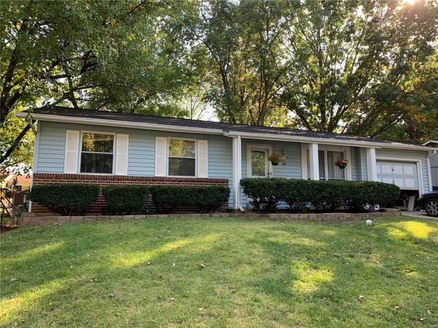 38 Country Hill Road, Saint Peters, MO 63376 (#20075349) :: Kelly Hager Group   TdD Premier Real Estate