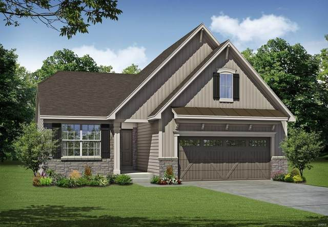 135 Alta Mira Court, Dardenne Prairie, MO 63368 (#20075356) :: Matt Smith Real Estate Group