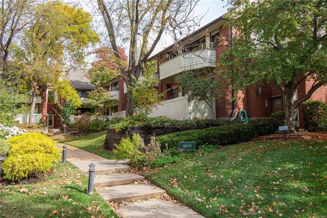 5567 Waterman Avenue B, St Louis, MO 63112 (#20075378) :: Parson Realty Group