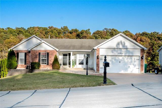 2366 Fairway, High Ridge, MO 63049 (#20075386) :: Kelly Hager Group | TdD Premier Real Estate