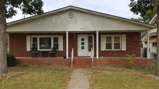 807 Halloran Avenue, Wood River, IL 62095 (#20075408) :: The Becky O'Neill Power Home Selling Team