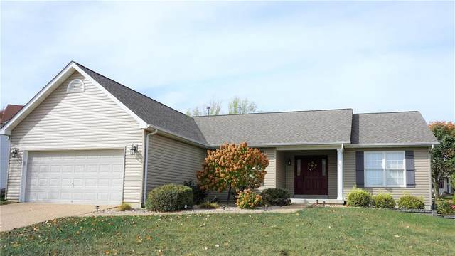 4045 Jessica Drive, Wentzville, MO 63385 (#20075410) :: Realty Executives, Fort Leonard Wood LLC