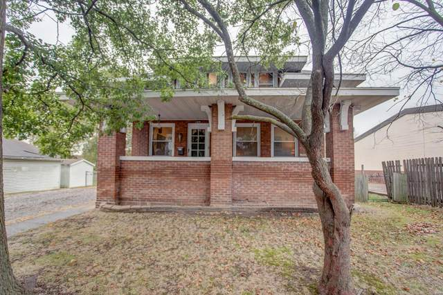 127 S Madison, STAUNTON, IL 62088 (#20075418) :: St. Louis Finest Homes Realty Group