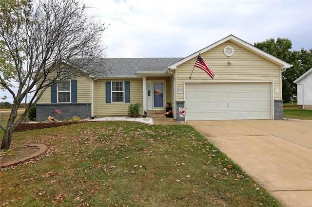 1257 Pinnacle Pointe, Dardenne Prairie, MO 63368 (#20075444) :: Kelly Hager Group | TdD Premier Real Estate