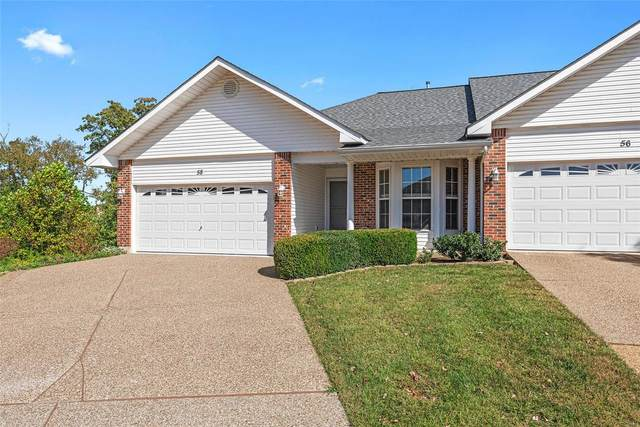 58 York Hill Court, Wentzville, MO 63385 (#20075460) :: Kelly Hager Group | TdD Premier Real Estate