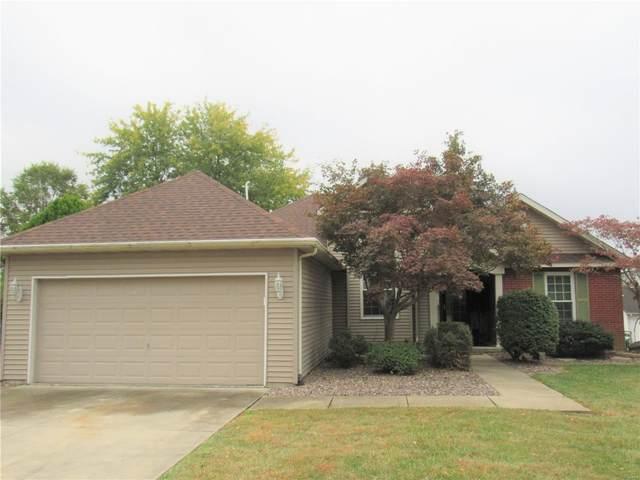 3272 Tanglebrook Drive, Shiloh, IL 62221 (#20075468) :: Century 21 Advantage