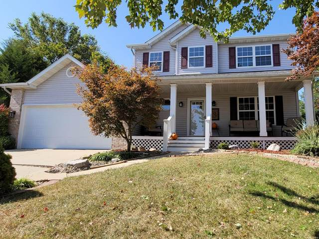 3 Oxford Place, Highland, IL 62249 (#20075477) :: Peter Lu Team
