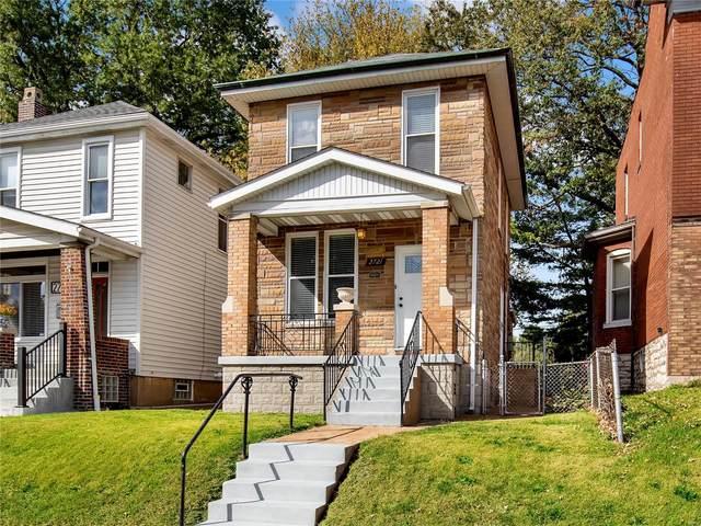 2721 Macklind Avenue, St Louis, MO 63139 (#20075485) :: PalmerHouse Properties LLC