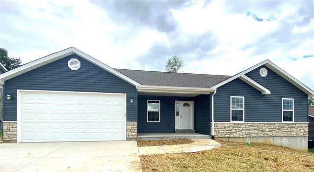 1007 Busch Drive, Warrenton, MO 63383 (#20075520) :: The Becky O'Neill Power Home Selling Team