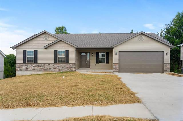 1011 Busch Drive, Warrenton, MO 63383 (#20075521) :: The Becky O'Neill Power Home Selling Team