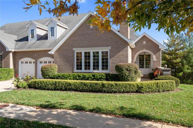 1906 Chesterfield Ridge Circle, Chesterfield, MO 63017 (#20075526) :: The Becky O'Neill Power Home Selling Team
