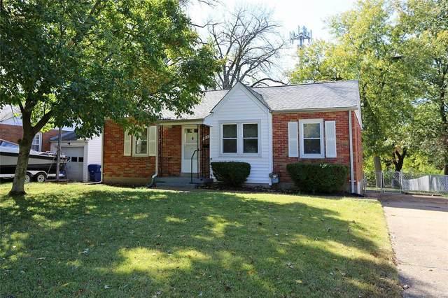 1485 W Duchesne Drive, Florissant, MO 63031 (#20075566) :: Walker Real Estate Team